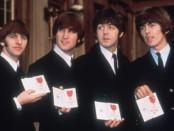 The Beatles Orden del Imperio