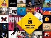 Los 25 mejores discos 2